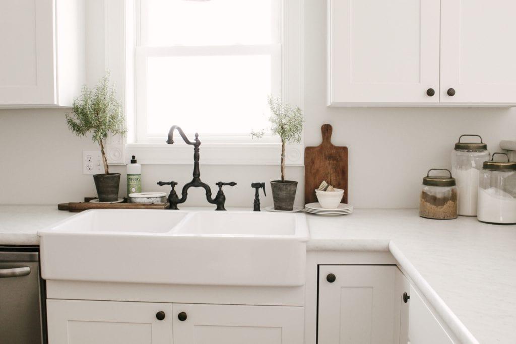 Ikea Farmhouse Kitchen Sink Sarah Jane Interiors