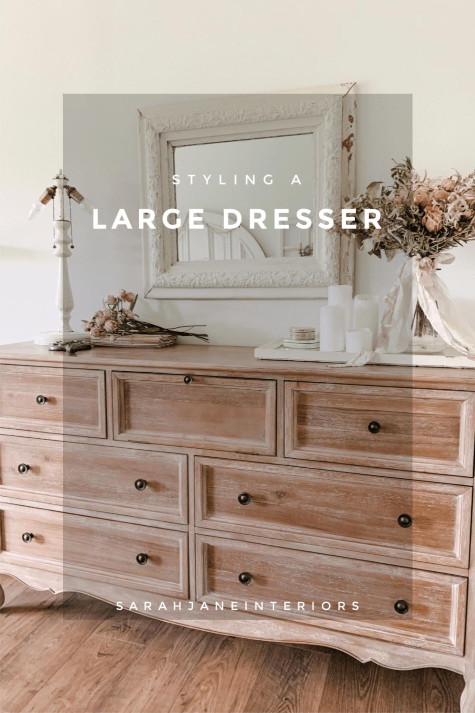 Styling Our Master Bedroom Dresser Sarah Jane Christy